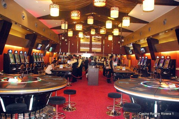 list of cruise casino in goa